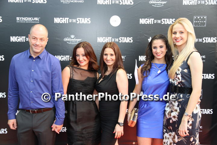 Roter Teppich Stars
