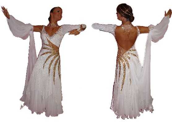 Turnierkleidung - Standard (Damen)